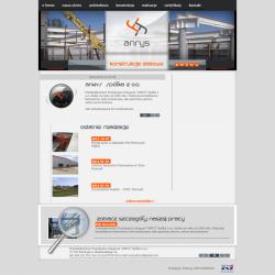 Zobacz zrealizowany projekt na www.anrys.pl
