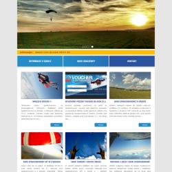 Zobacz zrealizowany projekt na www.skokispadochronowe.com.pl