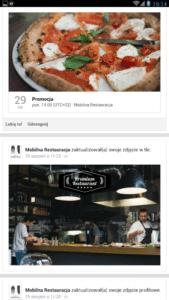 aplikacja restauracja